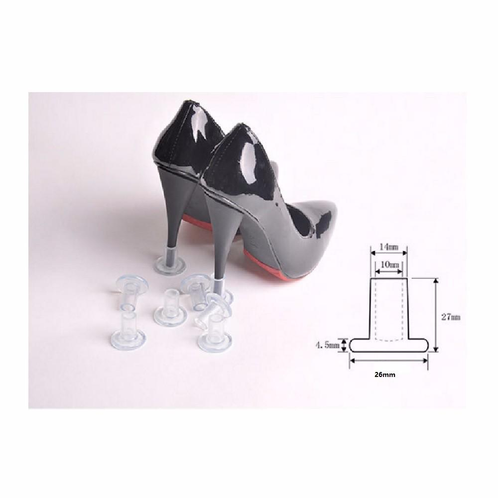 2d5a19da320 protector 60pairs/lot High er Latin Stiletto Dancing Covers Heel Stoppers  Antislip plastic High Heel Protectors for Wedding Party gift
