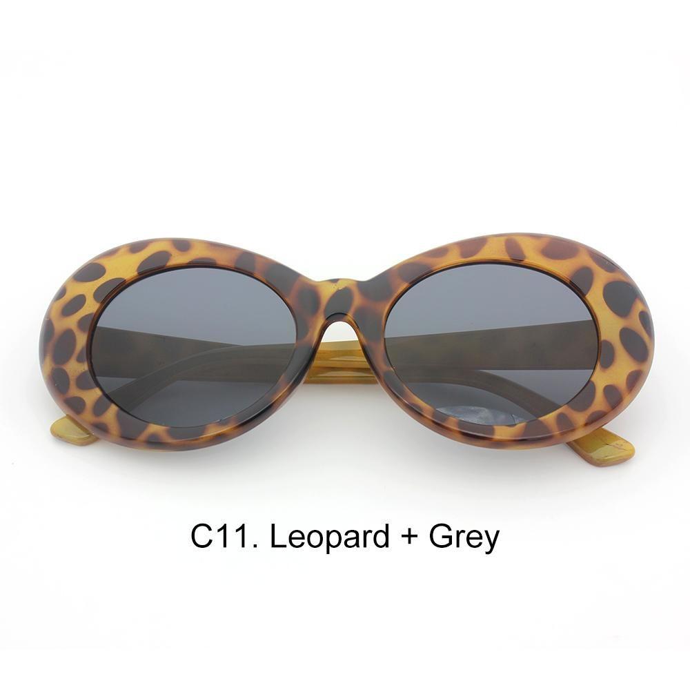 Compre Gafas De Sol Clásicas Del Punk Rock Gafas De Mujer De Kurt Cobain Mujeres  Ovaladas Redondas Gafas Retro Vintage Sunnies UV400 A  1.03 Del Super02 ... d4af951669b0