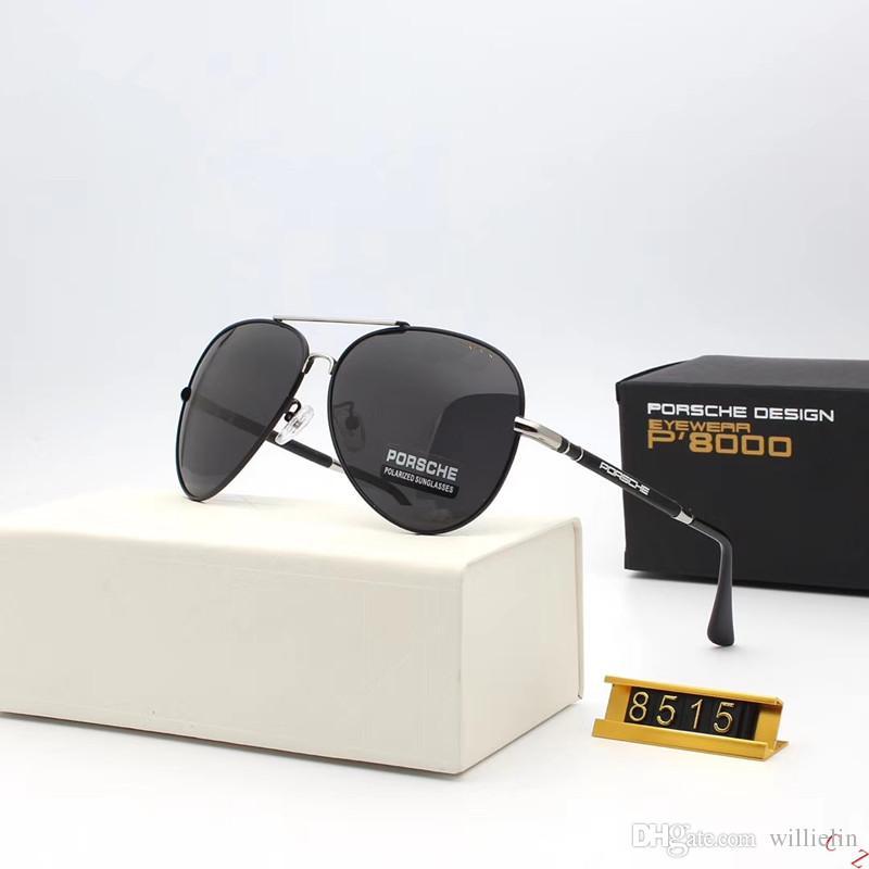 de9affb153ba8 Compre Nova Arrial Marca Designer 8515 Óculos De Sol Das Mulheres Dos  Homens Uv400 Lente Polarizada Retro Vintage Sports Óculos De Sol Óculos De  Proteção ...