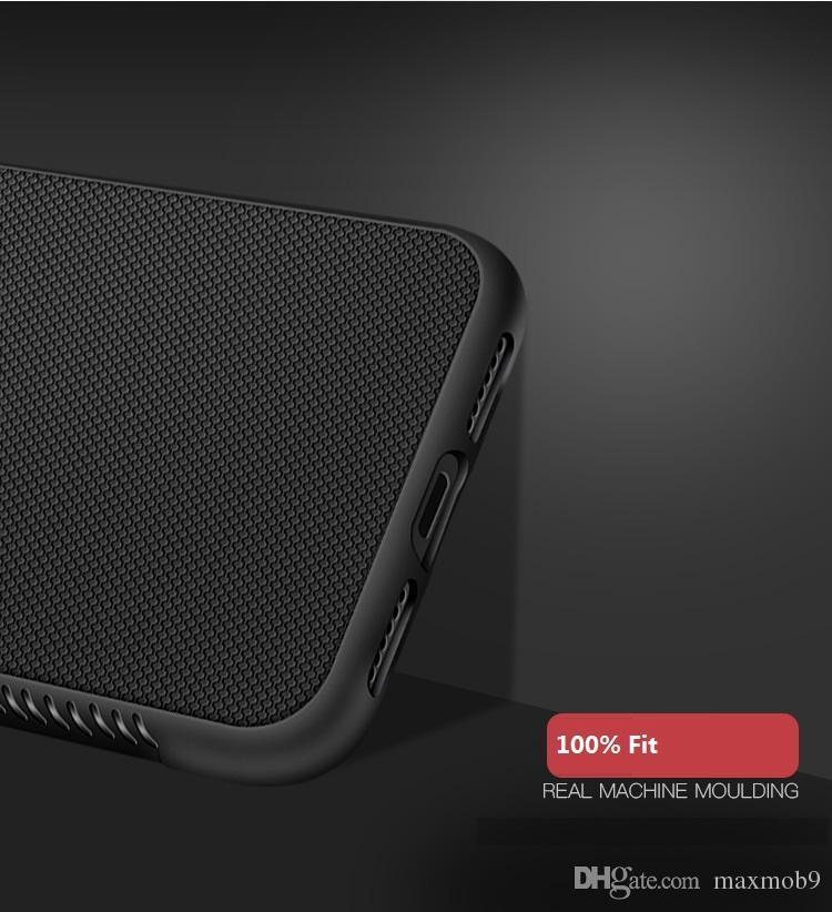 새로운 아이폰 11 PRO XR XS MAX X 6S 7 8 플러스 TPU는 부드러운 고무, 실리콘 핸드폰 케이스 커버 슬림형 고급