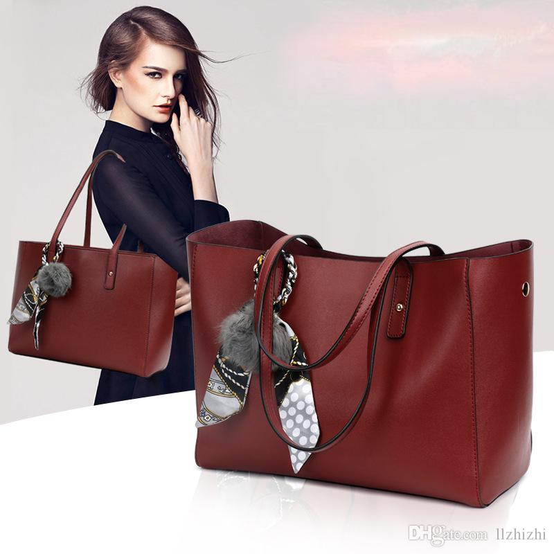dd336dfcb581 2018 New Style European And American Style Fashion Handbag