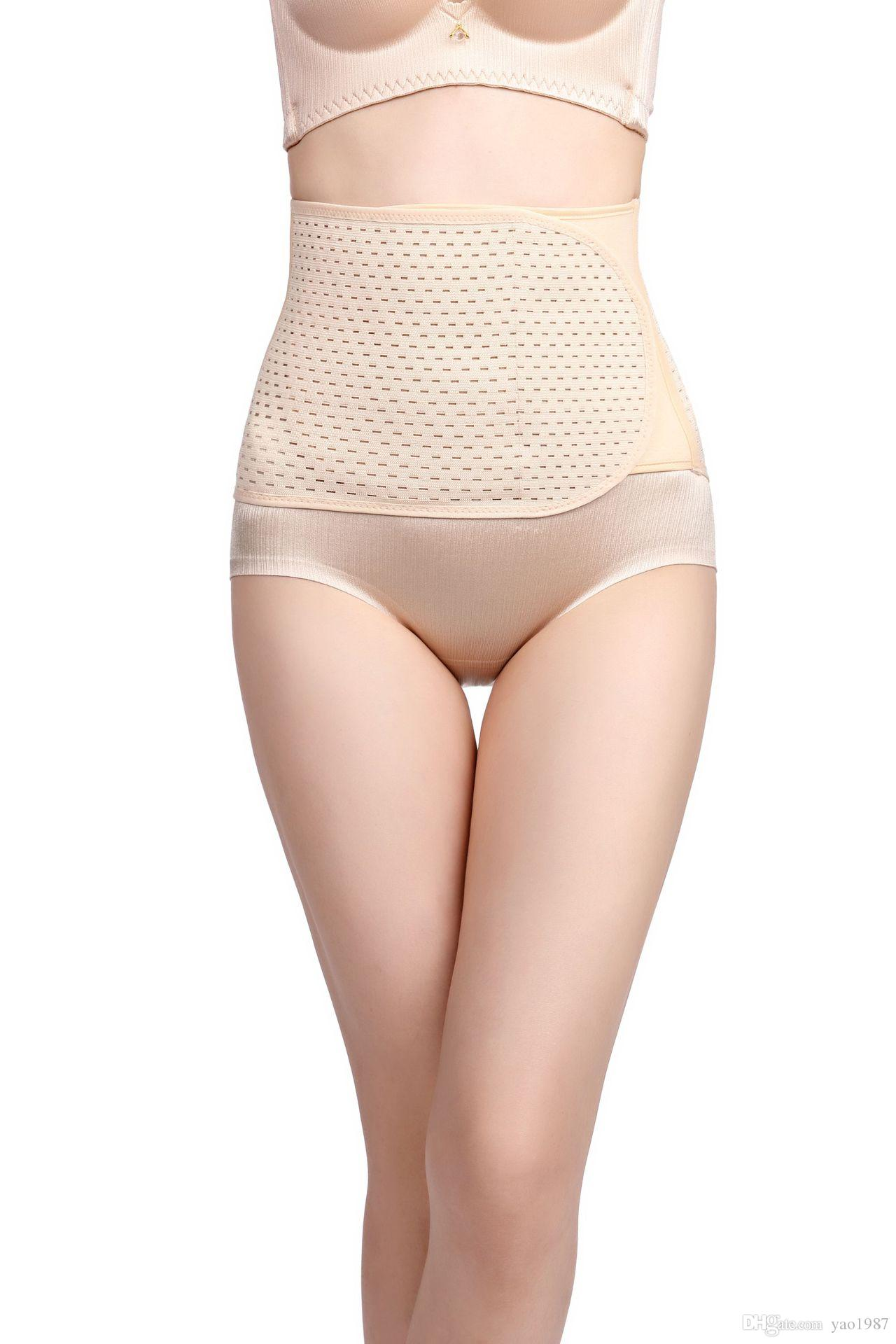 bbe5889ed86dc 2019 2018 Summer Thin Women Body Shaper Bodysuits Tummy Control Underbust  Slimming Underwear Breathable Shapewear Control Waist Cincher Firm From  Yao1987
