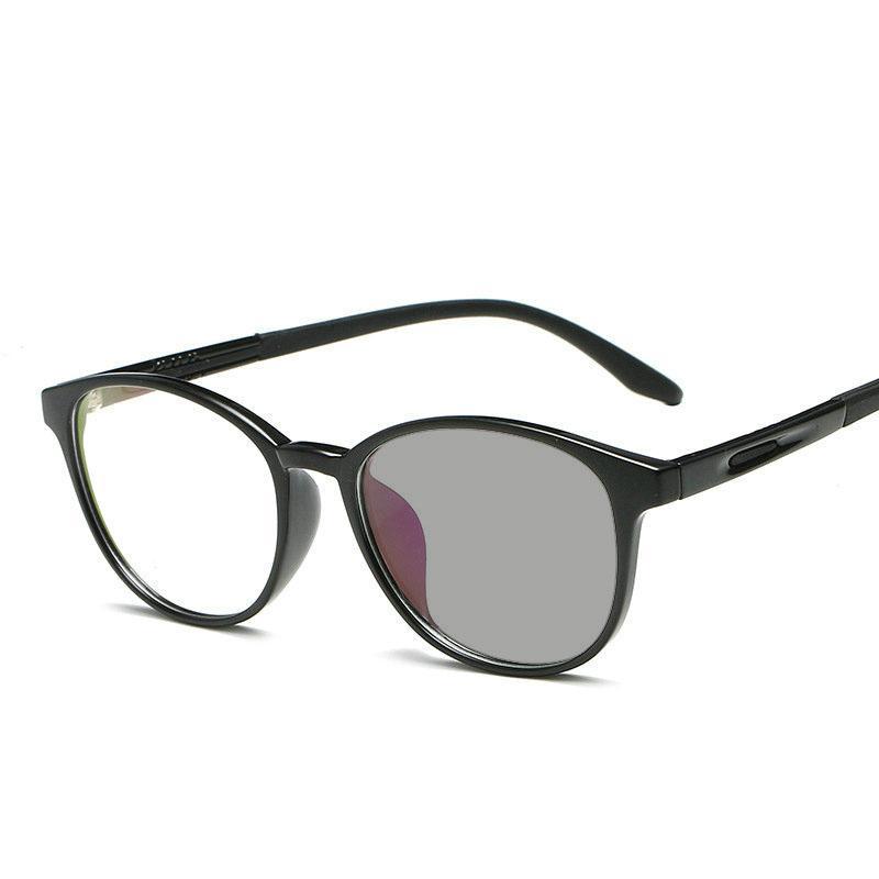 4ba2448bb1 New Women Fashion Sun Photochromic Myopia Eyeglasses Optical Men ...