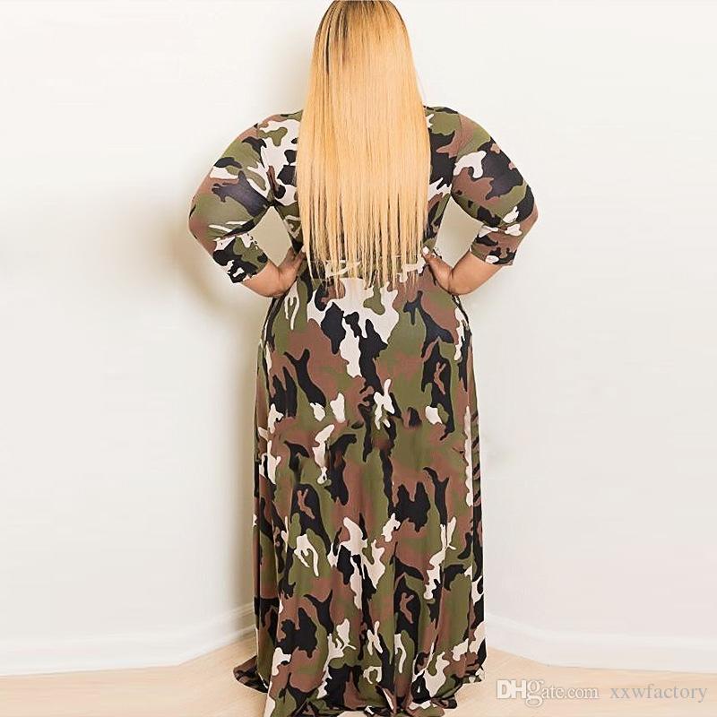 Plus Size Hiver ceinture ceinture Robes Vestidos femme robe femme 4XL v cou lâche Dress Big Sizes Party robe de Noël