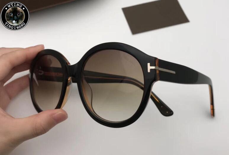 25c8016f772 2019 New Hot Sale Fashion Tom Brand Designer Polarized Sunglasses ...