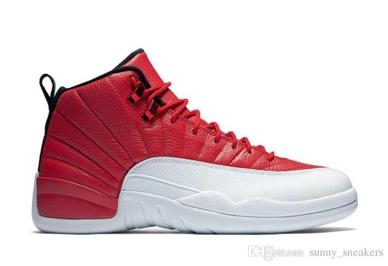 ac82699bff950 Acheter Nike Air Jordan 1 4 6 11 12 13 Retro 2018 Hommes Basketball  Chaussures Bordeaux Gris Foncé Blanc Noir Le Maître Flu Jeu Taxi Sport  Trainer Sneakers ...