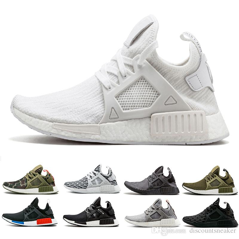 5af9e9b7a8a6f NMD XR1 Sneaker Running Shoes Mastermind Japan Zebra Skull Fall Olive Green  Glitch Black White Blue Camo Pack Men Womens Sports Shoes 36 45 Running  Shoes ...