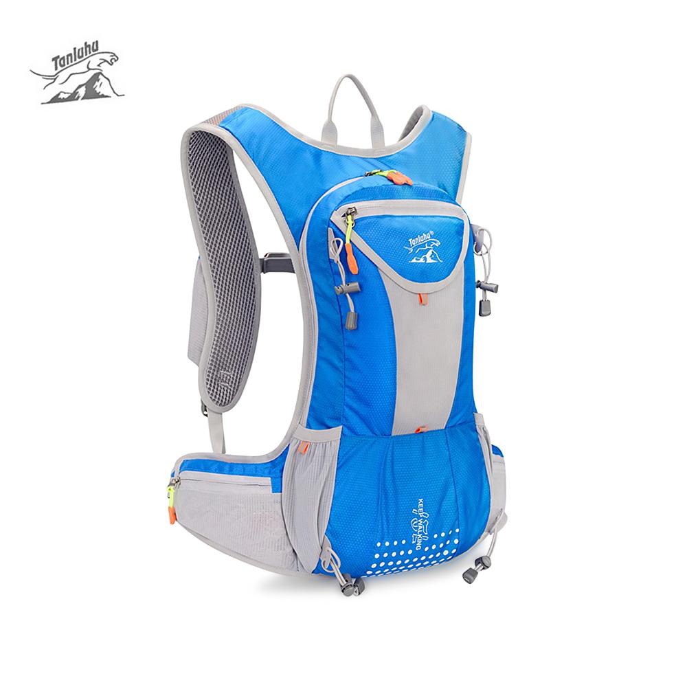 a52cf7784b Tanluhu 15L Outdoor Waterproof Backpack Hydration Pack Climbing Hiking  Travel Sport Bag For Running Cycling Camping Backpacks For Women Backpacks  For Teens ...