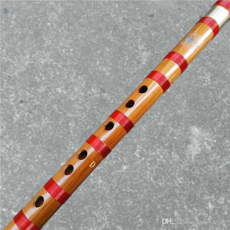 DXH 8881 Concert Grade Professional Chinese Bamboo Flute Dizi