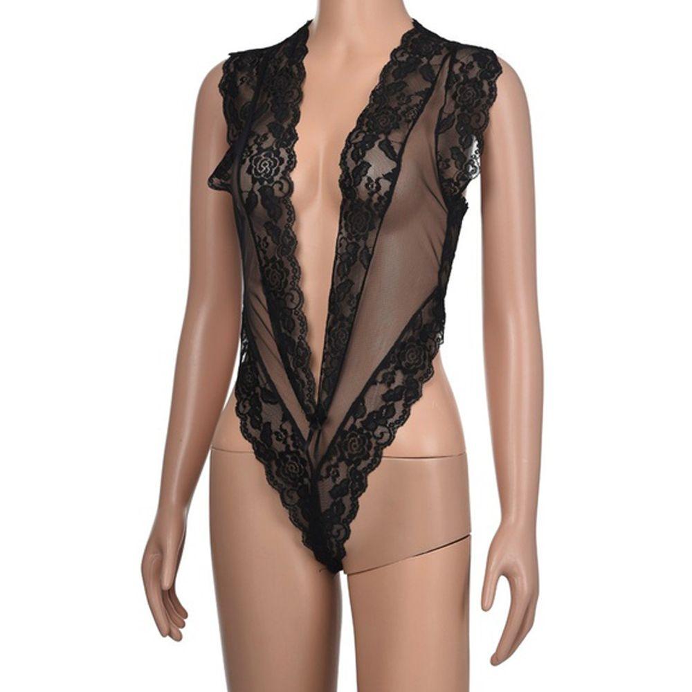 7df0973a2 2019 Vessos Sexy Lingerie Women Underwear Holidays Lady Nightwear Sexy  Seductive Honeymoon Sleepwear Polyester M XXL From Sweatcloth