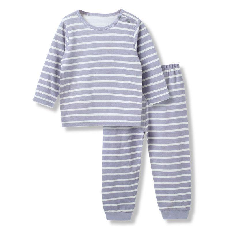 7f6bbc2eea908 Acheter Pyjama À Manches Longues Bébé Garçons Pyjamas Garçons Filles  Enfants Filles Pyjamas Enfants Ensemble Pyjamas Garçon Bébé Fille Vêtements  Pjs ...