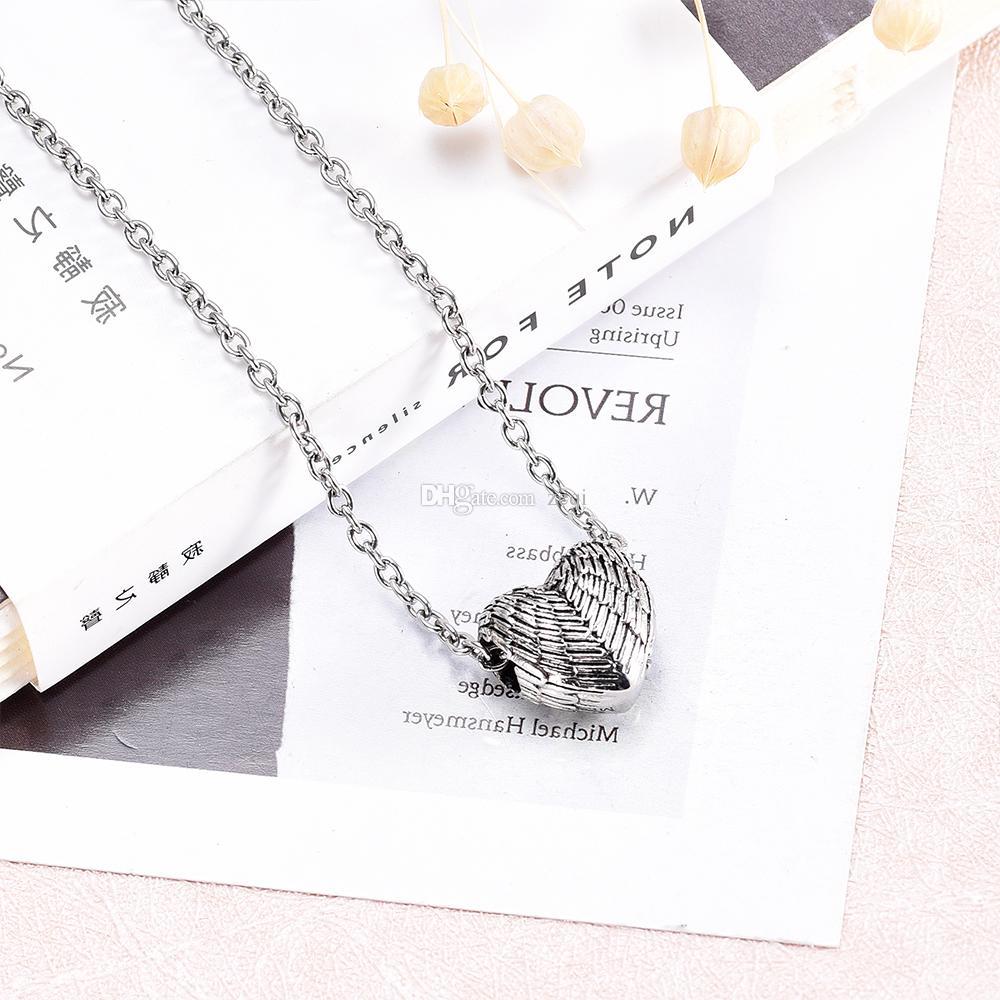 IJD9990 Herzform gravieren Einäscherung Schmuck Name des Carve Urn Aufbewahrungs Halte Asche Locke Memorial Urn Halskette Schmuck