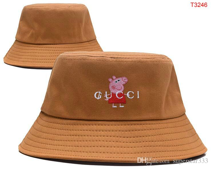 e51054ad283 2019 Brand Designer Bucket Hat For Mens Womens Foldable Caps Fisherman  Beach Sun Visor Sale The North Folding Casquette Face Cap From  Superstar333