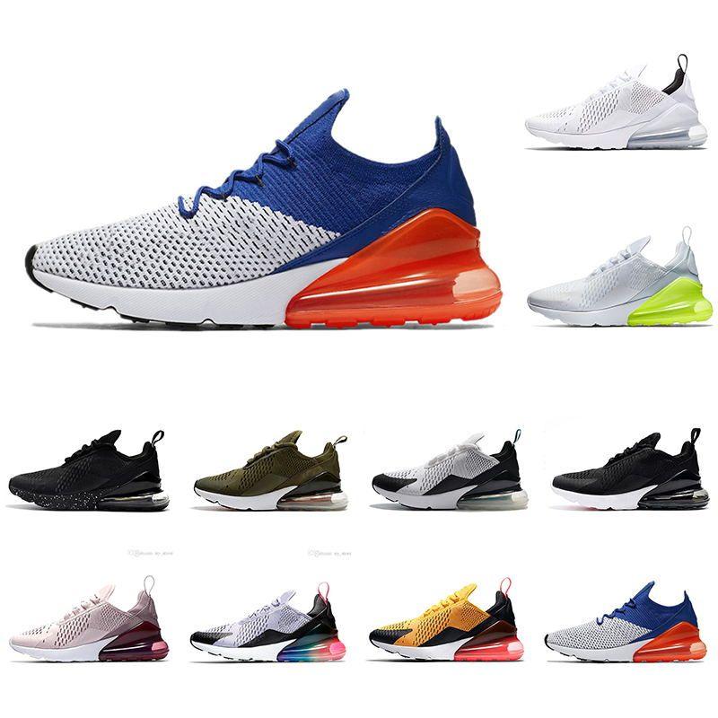 98de67e1918b5 News 270 White Brown Medium Olive Navy Hot Punch 27C Photo Blue Mens  Running Shoes for Men 270s Sports Sneakers Women Size 36-45 270 Sports  Shoes Sneakers ...