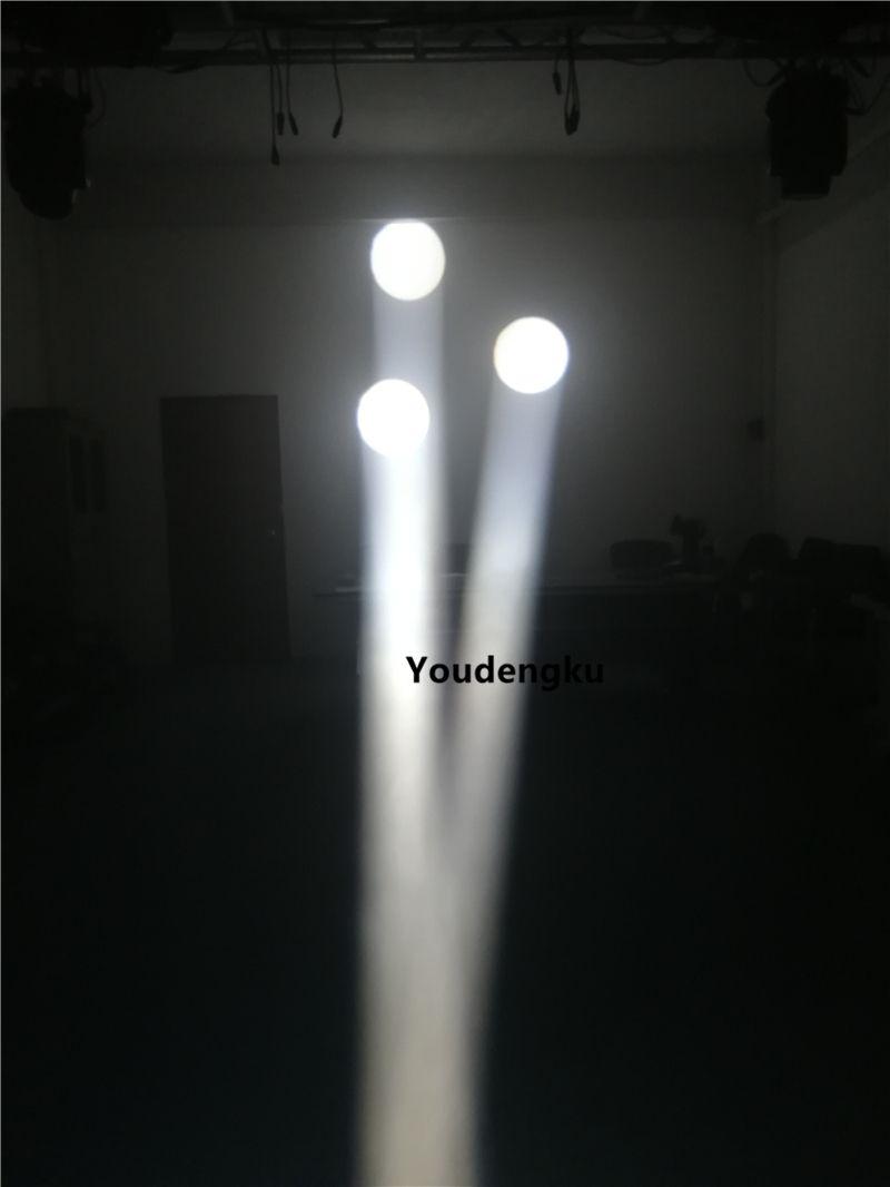 Fascio stretto Cina Sharpy 200w capa commovente della fase LED luci di 200 Watt Led Moving Head Spot del fascio zoom