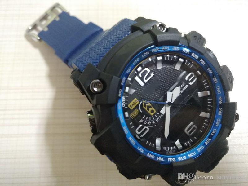 Compre 2018 Nueva Moda Para Hombre Estilo G Relojes De Choque G Reloj  Digital Militar Proveedor Chino Venta Al Por Mayor Relojes Deportivos Niños  Reloj De ... 8b51a5eaa500