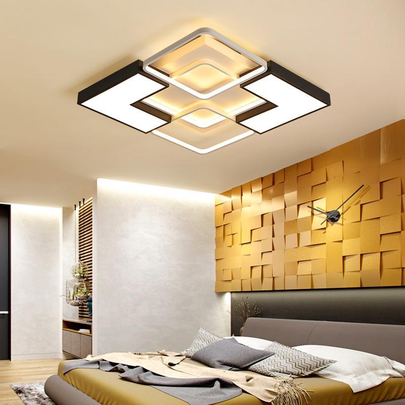 grosshandel 2018 neue stil wohnzimmer lampen moderne atmosphare haushalt schlafzimmer lichter kreative personlichkeit zimmer led deckenleuchten von