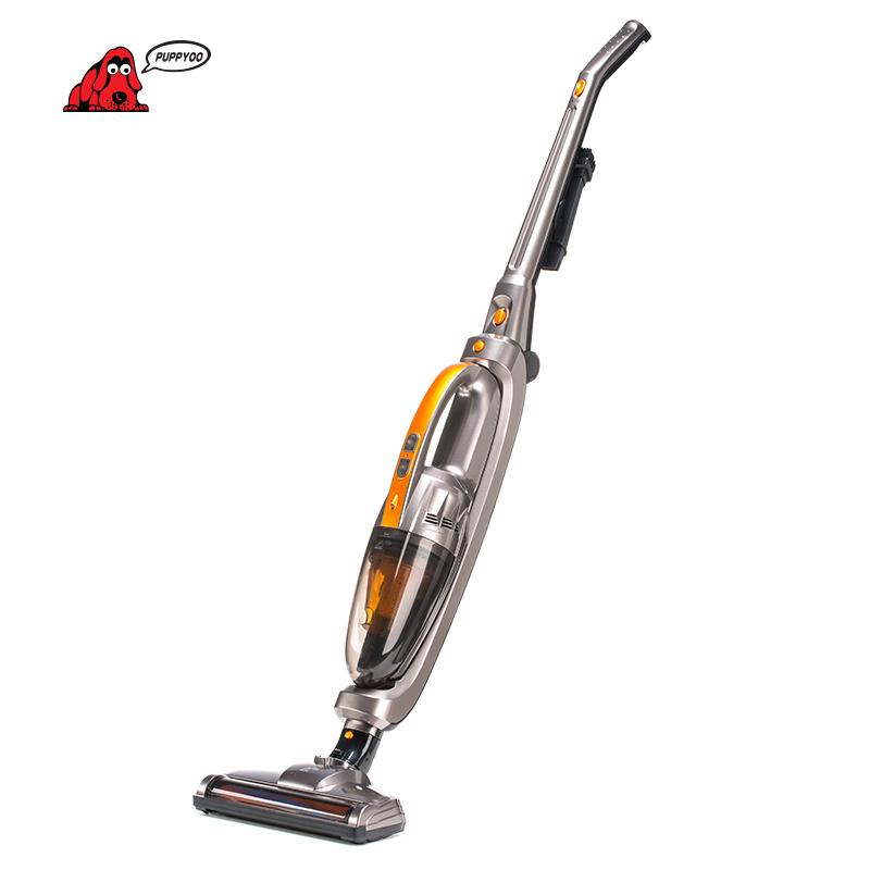 Puppyoo Cordless Handheld &Stick Vacuum Cleaner For Home Wireless Lithium Charging Wp510