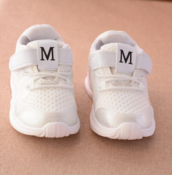 830a1a45a31f1c ... 2018 Fashion Mesh Bambino Traspirante Scarpe Bambino Bambino Ragazzi  Ragazze Sneakers Scarpe Bambini Sneakers Sportive Sneakers Bambini A $11.05  Dal ...