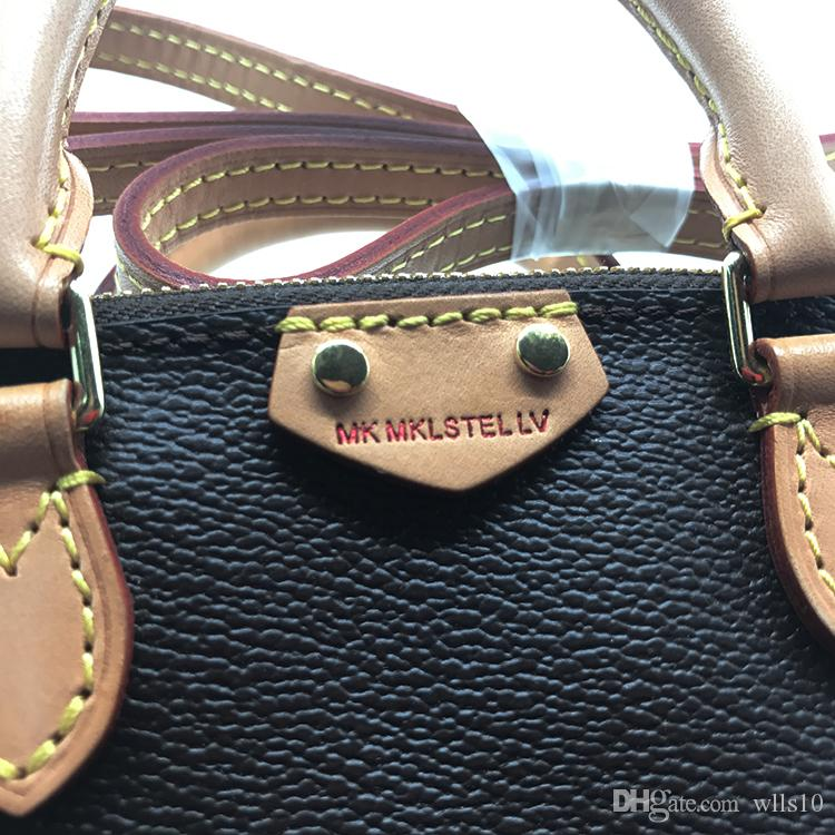 حقيبة حقائب محفظة المرأة أكياس جديدة كلاسيكي مصغرة واحدة كتف حقيبة سلسلة كود غبار حقيبة الحجم 17 * 11 * 6 سنتيمتر M61253 L146