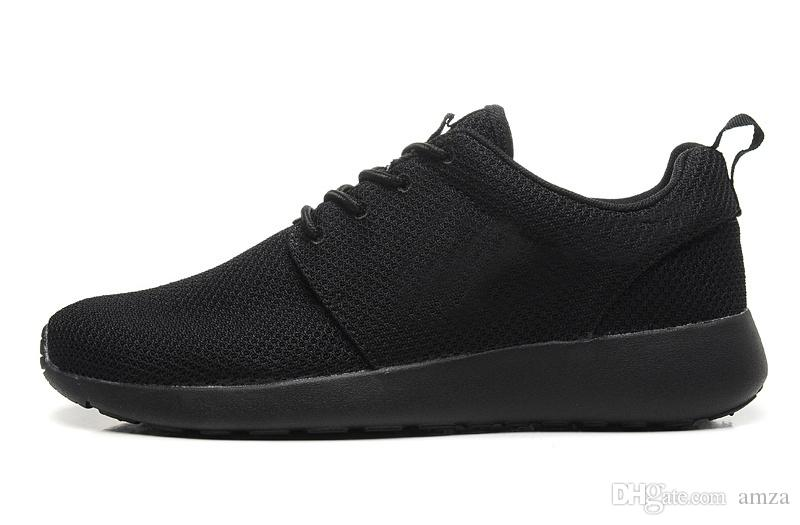 Wholesale 2018 run shoes London Olympic Sneaker All Black White Ink Running Shoes Men Women Sports London Olympic Womens Mens Trainers shoe discount visa payment cheap sale factory outlet footlocker finishline for sale pay with visa Vs1Mfnsl