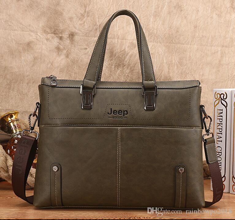 Clever Große Männer Laptop Handtaschen Bussiness Männliche Umhängetasche Lässig Feste Crossbody Umhängetasche Für Mann Tragbare Große Aktentasche Gepäck & Taschen