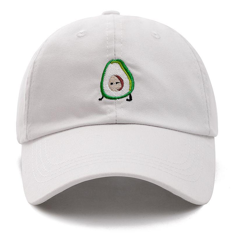 High Quality Cotton AVOCADO Snapback Cap Baseball Cap For Men Women Hip Hop Dad  Hat Bone Garros Snapbacks Caps Hats Fitted Cap From Duweiha d8951489e49