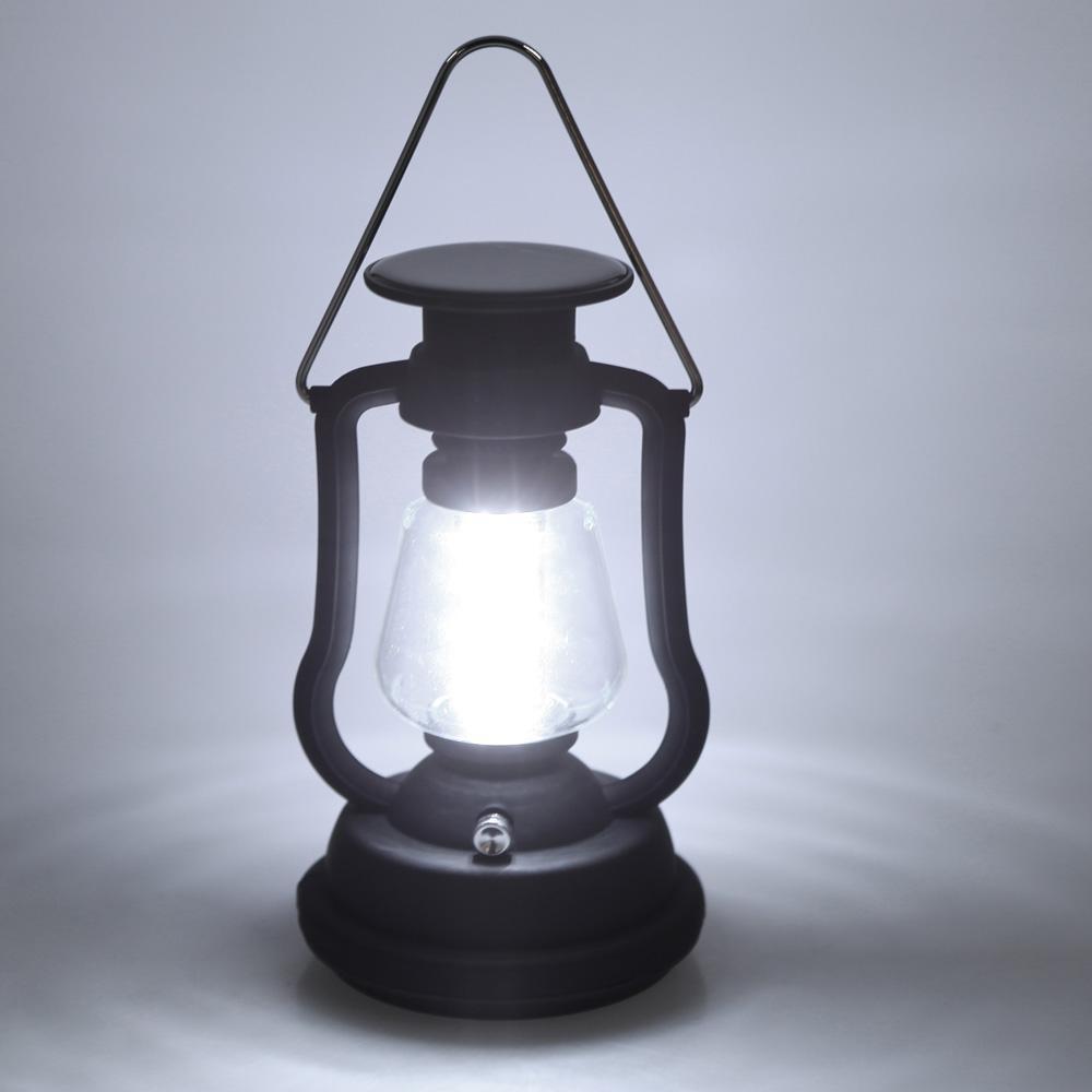 Das Beste 120 Lumen Tragbare Solar Ladegerät Laterne Notfall 16 Led Camping Laterne Wasserdichte Wiederaufladbare Hand Kurbel Licht Lampe Licht & Beleuchtung