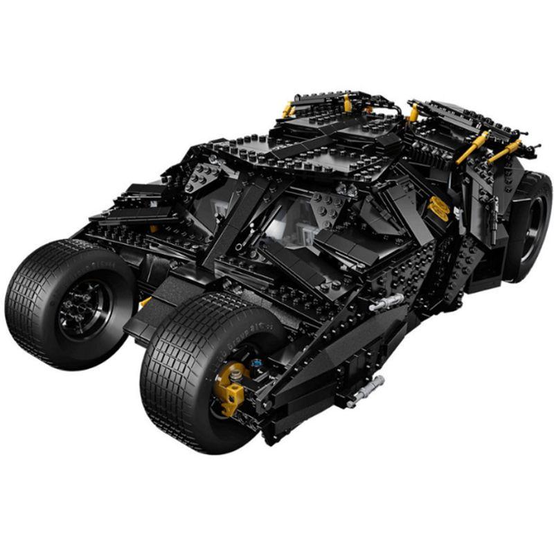 Compre Lepin 07060 Superheroes Batman 76023 Carro El Vaso Batmobile