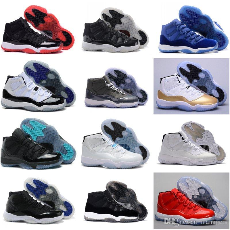 58086004d00 2019 2018 Cushion Basketball Shoes 11.0 For Men Women XI Hot Sale Best  Quality Wrap Athletics Sneakers Ultra US 5.5 13 From Managers