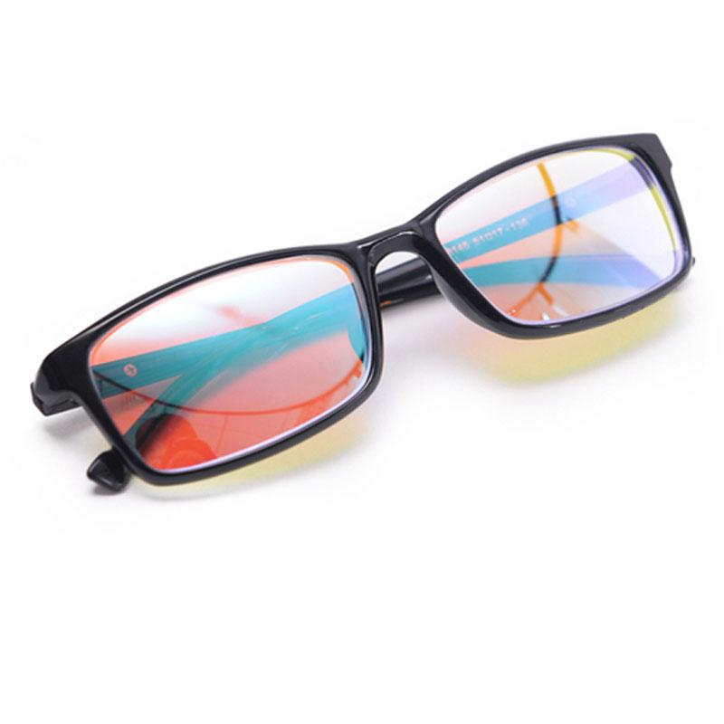 cdfd3a22a47 Color Blindness Glasses Red Green Color Blind Corrective HD Eyewear Women  Men Colorblind Driver s License Eyeglasses Smith Sunglasses Sunglasses At  Night ...