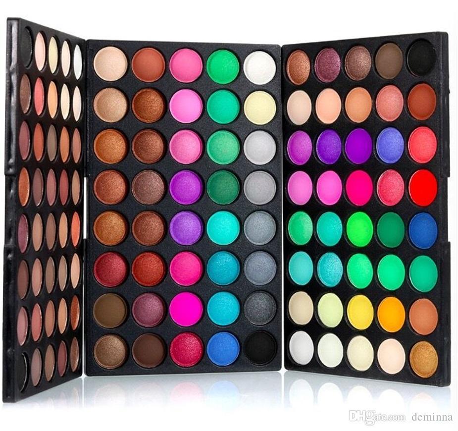Directo de fábrica Sombra de ojos es sombra de ojos paleta paleta de moda sombra de ojos maquillaje de alta calidad envío libre de DHL