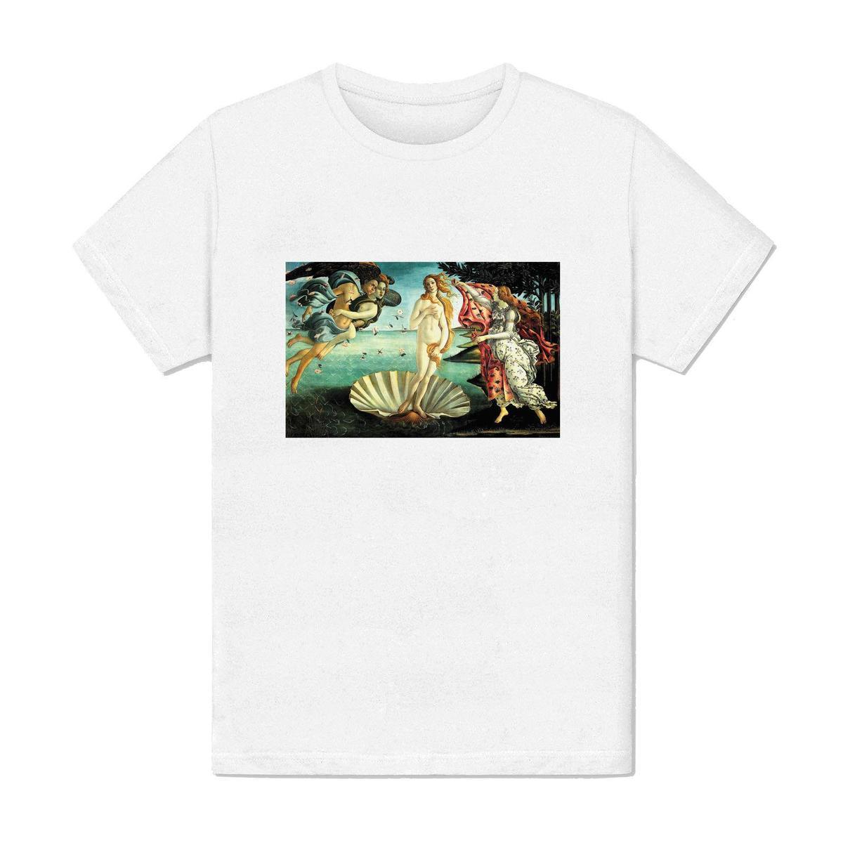 cf683658c02e1 T Shirt Homme Venus De Milo Vénus Peinture Classique Rococo Nue Fashion Art  T Shirt Logos Trendy T Shirts From Linnan001