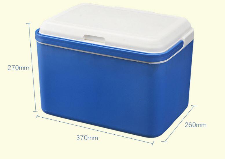 Viagem ao ar livre Portátil 13L Carro Incubadora Auto Refrigerador Interior Bebida Food Cooler Warmer Caixa de Fruta Fresca-manutenção Mini Armário Freezer