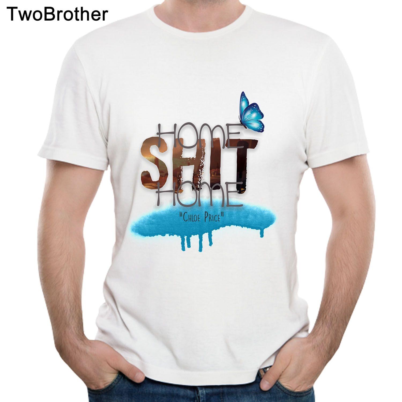 839547e788deb Life Is Strange T Shirt Plus Size Fashion Tees Casual Top Design Popular 3d  Print Top Design Tee Shirt