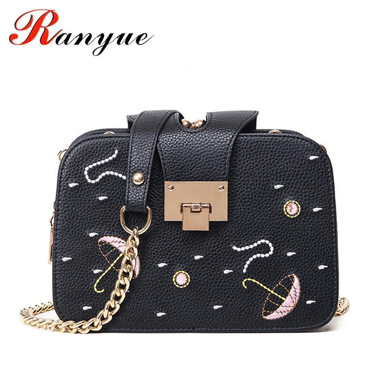 03008ea1e5ad Fashion Mini Small Bags Chain Ladies Shoulder Bags Crossbody Bag Women  Famous Brands Designers Sac A Main Femme De Marque Leather Handbag Branded  Handbags ...