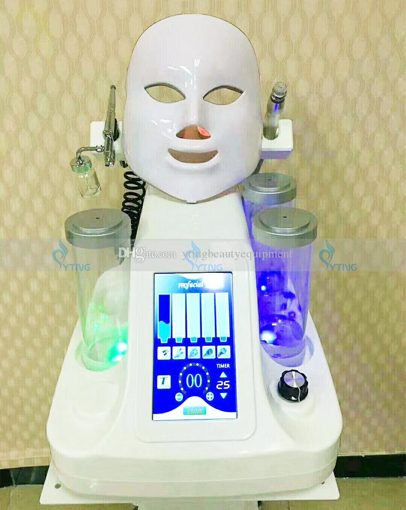 7in1 Hydra Dermabrasion Facial Machine Spa Facial Cleaning Oxygen ...
