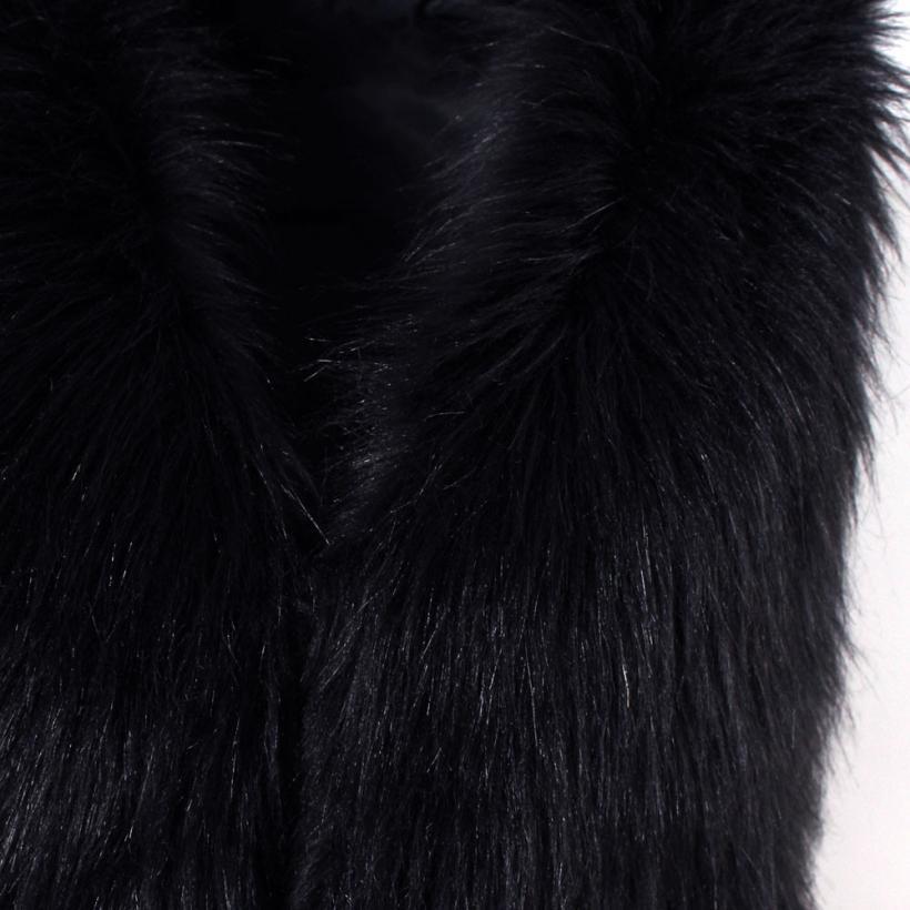 Womail New Womens Winter Warm Black Long Vest Jacket Coat Waist Coat Outwearr women vest 2018 L30726