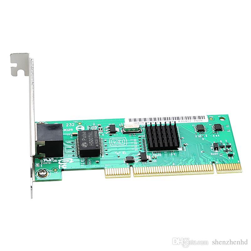 8390MT 82540 PRO/1000 MT Gigabit PCI diskless Network card ethernet RJ45  LAN adapter converter card