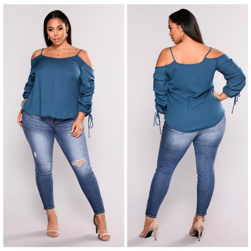 ae7b20b7940 H Ripped Jeans Woman Big Size Full Women Jeans Plus Large Size Push Up Jean  Denim Pants Mom Torn Trouser 6XL 7XL 2018 New D18111301 From Shen8403