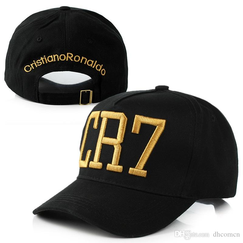 CR7 Sports Baseball Caps Letters Embroidery Hats Casquette Hip Hop ... f8c698ab6194