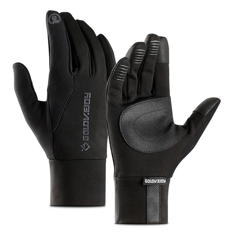 0937b7964f99 Ski Mittens Snowmobile Skiing Snowboard Gloves Fleece Waterproof ...