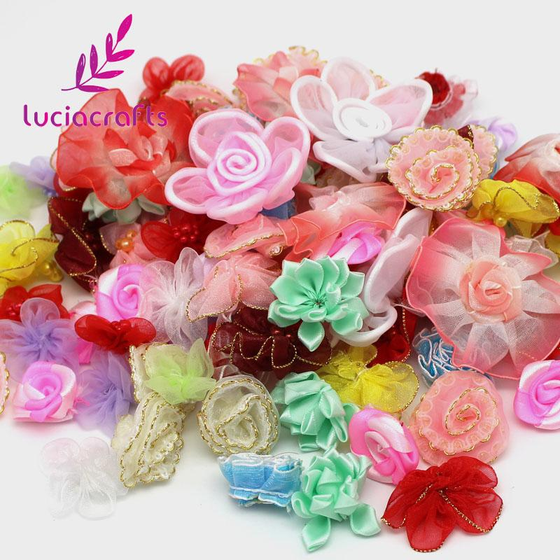 2018 lucia crafts 2 85cm mixed colors silk flower girls boutique 2018 lucia crafts 2 85cm mixed colors silk flower girls boutique mini hair bow headwear 140200082 85hs24 from sheiler 2108 dhgate mightylinksfo