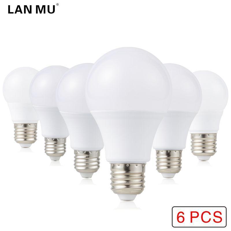 Led Bulbs & Tubes E27 Led Lamp Led Bulb Ac85-265v 9w Lampada Led Bombillas Table Lamp Light Bulbs Cold White Light Home Decor Energy Saving Street Price Light Bulbs