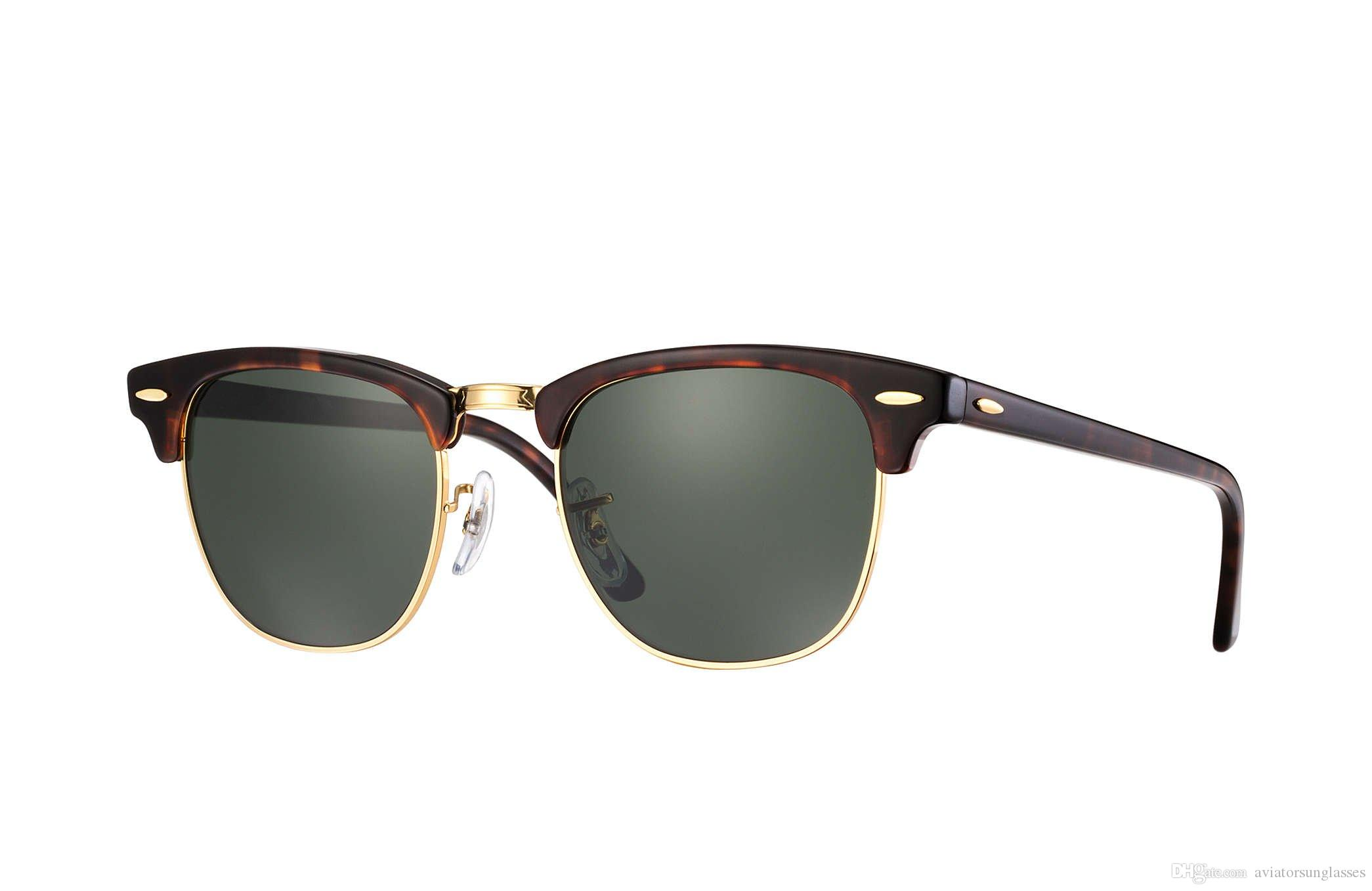 2018 Square Sunglasses 3016 Club Tortoise Frame 100% Uv Protection ...