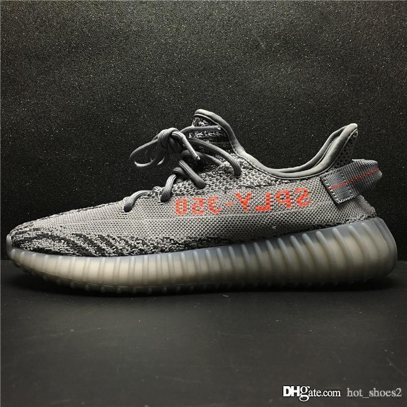 2017 Boost 350 V2 Beluga 2.0 AH2203 Kanye West Boost Sply 350 Boost V2  Handmade Shoes Best Quality With Original Box Boost 350 Beluga 350 V2  Beluga Kanye ... 263f6f0c6