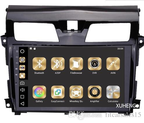 8-Core 4GBRam 32GB Rom Android 8.0 10.2inch Car Dvd Gps for Nissan TEANA 2013 2014 2015 Radio Multimedia GPS NAVI Audio