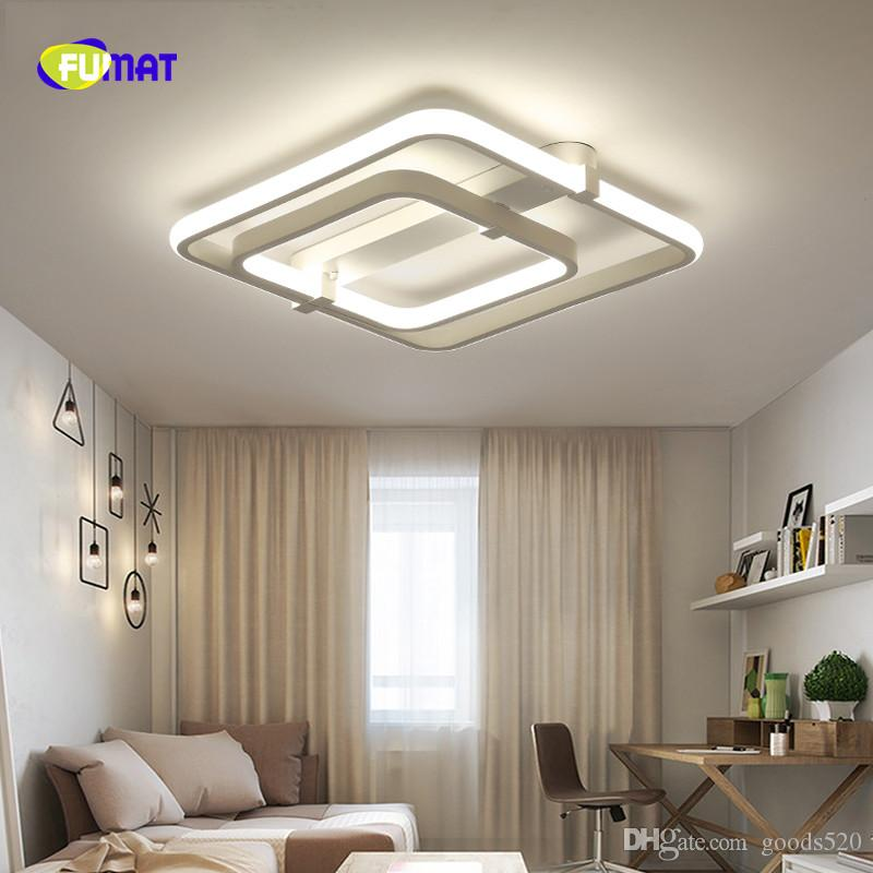 Remote control Dimmable Led Ceiling lights lamp For Living room Bedroom deckenleuchten Modern Led Ceiling lights Lighting Fixture