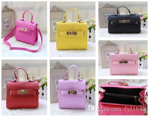 8da9be58c5f0 New Designer Handbag For Kid Tote Bag Fashion Kids Messenger Bags  Children S Purses Girl Mini Summer Shoulder Bags Black Pink Red Little Girl  Designer ...