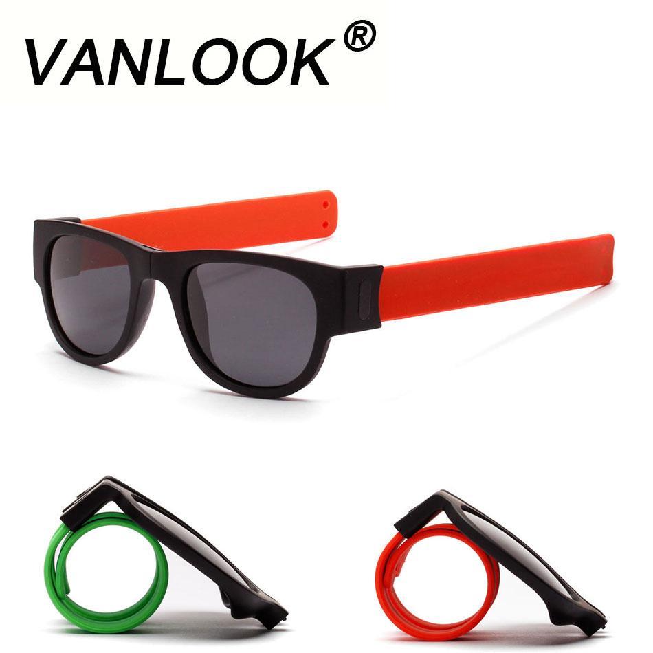 680d924c3d Slap Sunglasses Polarized Women Slappable Bracelet Sun Glasses for ...